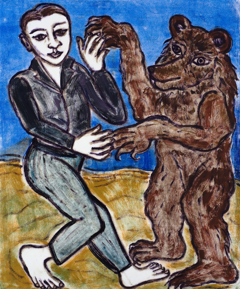 The Boy and the Bear 2
