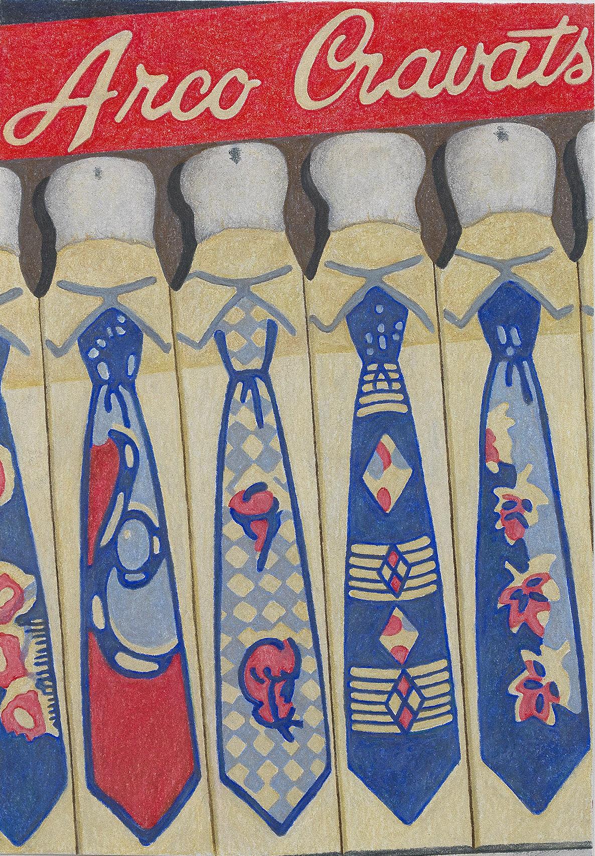 Arco Cravats
