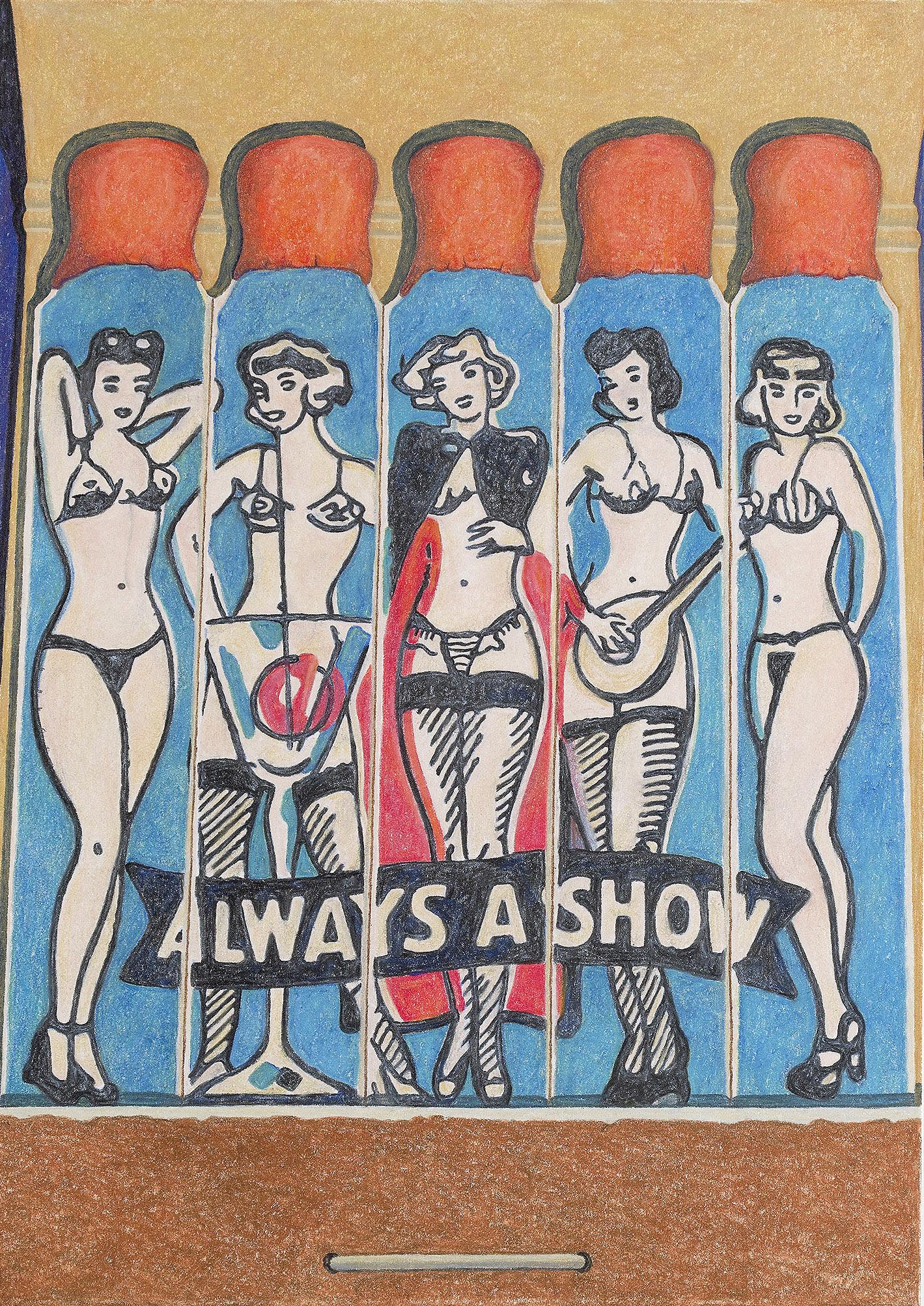 Always A Show